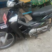 BPS Kab.Nunukan : 1 (satu) unit sepeda motor merk/type Honda ND12 (Kirana), Tahun 2004, Nopol KU 2386 P