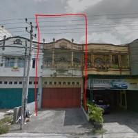 2 bidang tanah dijual sepaket, SHM No 1006 & 870 luas 133 & 53 m² & bangunan di Bulu Tempe, Tanete, Riattang Barat, Bone