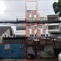 BANK SHINHAN : Sebidang tanah 131 m2 & bangunan di Jl.Mangga Besar Raya No.148C, Kartini, Sawah Besar, Jakarta Pusat