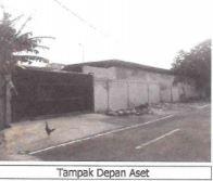 BCA: LOT 4: 1 bidang tanah dengan total luas 163 m2 berikut bangunan di Kota Jakarta Utara