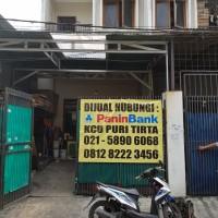 BANK PANIN : Sebidang tanah 85 m2 & bangunan di Jl.Utama Sakti IX Blok I No.124D, Wijaya Kusuma, Grogol Petamburan, Jakarta Barat