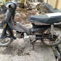 BKAD Bantul 1.19 : 1 unit motor Honda Astrea nopol AB 2420 UB tahun 1991, STNK/BPKB lengkap