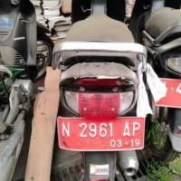 3. Pemkot Malang - HONDA C 100 ML Nopol N 2961 AP di Kota Malang