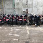 DPD RI :  Satu paket kendaraan bermotor roda dua berupa 10 unit sepeda motor di Kota Jakarta Pusat