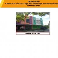 1 bidang tanah dengan total luas 42 m<sup>2</sup> berikut bangunan di Kabupaten Barito Utara