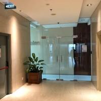 BANK MNC : Ruang Kantor 358 m2 di Plaza Abda dan Sudirman Mansion Kav.59 No.77 LT.15 No.15C Blok A, Senayan, Kebayoran Baru, Jakarta Selatan
