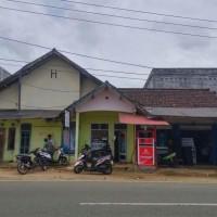 Sebidang Tanah seluas 83 m2 berikut bangunan di Kelurahan Wanasalam, Kecamatan Wanasalam, Kabupaten Lebak, Provinsi Banten.
