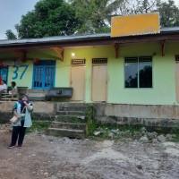 1 bidang tanah dengan total luas 2106 m<sup>2</sup> berikut bangunan di Kota Bandar Lampung