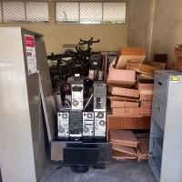 BKN Reg VII : 1 (Satu) Paket Peralatan dan Mesin dalam kondisi rusak berat di Kota Palembang