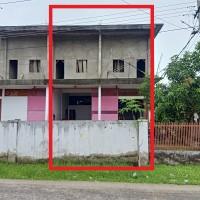 BRI TEMBILAHAN : Tanah 310 m2 & bangunan, SHM No. 2489 di Jl. Gunung Daek, Kel. Tembilahan Kota, Kec. Tembilahan, Kab. Indragiri Hilir