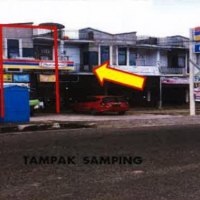PT Bank Danamon Indonesia Tbk melelang 1 bidang tanah dengan total luas 107 m2 berikut bangunan di Kabupaten Bungo
