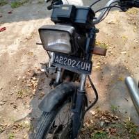 BKAD Bantul 1.1 : 1 unit motor Suzuki TRS nopol AB 2024 UH tahun 1994, STNK/BPKB lengkap