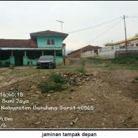 1 bidang tanah dengan total luas 2210 m<sup>2</sup> berikut bangunan di Kabupaten Bandung Barat