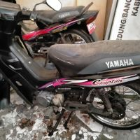 BKAD 1.16 : 1 unit motor Yamaha/ T105 E Cripton nopol AB 6447 UB tahun 1997, STNK/BPKB lengkap