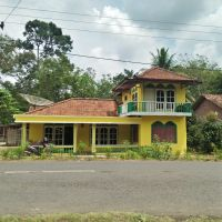 BTPN Lubuklinggau-sebidang tanah  seluas 589 M²  berikut bangunan di Desa Q1. Tambah Asri Kec.Tugu Mulyo Kab. Musi Rawas, SHM 00464