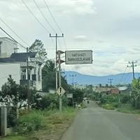 BRI PAGAR ALAM : Satu Bidang Tanah dan rumah, dengan luas tanah 198 m2 SHM No 807 di Kota Pagar Alam