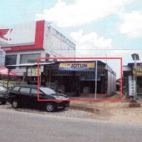 [Mandiri] 5. Sebidang tanah luas 490m2 berikut bangunan & turutannya sesuai SHM No 1112 di Nag Sarilamak Kec Harau