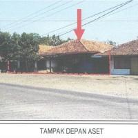 Bank Mandiri : Sebidang tanah dengan total luas 705 m2, SHM No. 299 berikut bangunan di Nanggerang, Binong,Subang