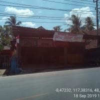 BRI SUMBAWA BESAR: 2 (dua) bidang tanah dengan total luas 410 m2 berikut bangunan di Kabupaten Sumbawa