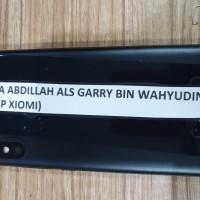 10. KEJARI KAB BOGOR = HP XIOMI WARNA HITAM TSK IRVA  di Kabupaten Bogor
