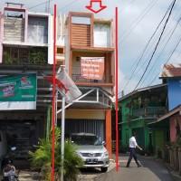 PANIN: 1 bidang tanah seluas 104 m2 berikut bangunan ruko di Jl. Fatmawati, Penurunan, Kota Bengkulu