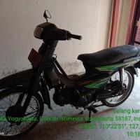 MOTOR HONDA C100 Nopol AB 2671 IH tahun 1997, STNK/BPKB ada