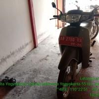 MOTOR HONDA ND 125 (KIRANA) Nopol AB 2780 UA Tahun 2004, STNK/BPKB ada
