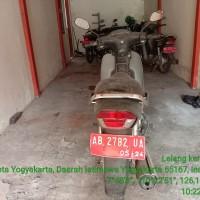 MOTOR HONDA ND 125 (KIRANA) Nopol AB 2782 UA Tahun 2004, STNK/BPKB ada