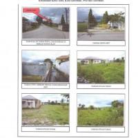 KURATOR (PT.MUINTAN SAHANAYA ABADI) : Jual 1 (satu) Paket : 4 bidang tanah dengan total luas 3881 m2 berikut bangunan di Kota Gorontalo