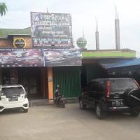 Tanah + Bangunan tempat Hiburan total luas 790 m2 agunan PT. Bank Mega Tbk. Reg. Banjarmasin Kab. Kutai Timur