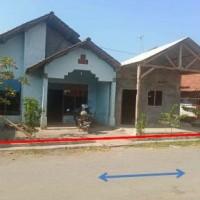 PNM Cb Cirebon : 1 bidang tanah dengan total luas 174 m2 berikut bangunan di Kabupaten Brebes