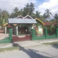Tanah&bangunan luas 573 m2,terletak di Kel.Dondo,Ampana Kota,Touna SHM No.207 an.Ali Bahmid (BRI POSO)