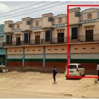 1 bidang tanah dengan total luas 153 m<sup>2</sup> berikut bangunan di Kabupaten Kutai Timur