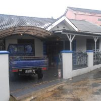 2.PT.BRI Kanca Lahat : Sebidang tanah luas 242 m2 berikut bangunan di Jl.HBR Motik Kel.Karya Baru Kec.Sukarami Kota Palembang