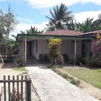 Tanah&bangunan luas 901 m2,terletak di Tentena,Pamona Puselemba,Poso SHM No.171 an.Amran Oktavianus Wutabisu(BRI POSO)
