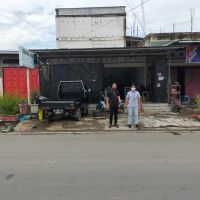 1 bidang tanah dengan total luas 235 m2 berikut bangunan di Kabupaten Pasangkayu
