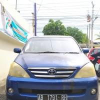 PT Bank BPD DIY 2. : 1 unit Mobil Toyota Avanza tahun 2006 nomor polisi AB 1791 RH, STNK & BPKB Ada