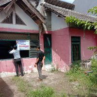 bjbsbr_4: 2 bidang tanah dengan total luas 210 m2 berikut bangunan di Desa Jadimulya Kec Cirebon Utara Kabupaten Cirebon