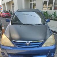 PT Bank BPD DIY 4. : 1 unit Mobil Toyota Avanza nomor polisi AB 1251 SC tahun 2006, STNK & BPKB Ada