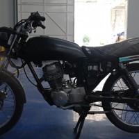 PT. BPD DIY 6. : 1 unit motor GL Pro II tahun 1996 nomor polisi AB 4506 HD, STNK & BPKB ada