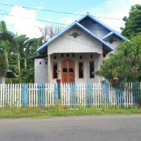 1 bidang tanah&bangunan luas 836 m2,terletak di Desa Uekuli,Kec.Tojo,Kab.Touna SHM No.162 an.Hadidjah Lasawedi(PNM PALU)