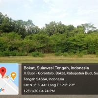 1 bidang tanah luas 1.700 m,terletak di Desa Bokat,Kec.Bokat,Kab.Buol SHM No.947 an.Ali S Raukang (PNM PALU)