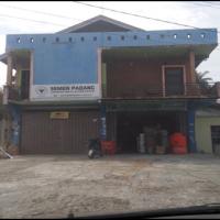 [BRI Lsk] 1a. Sebidang tanah luas 370 m2 berikut bangunan & turutannya sesuai SHM No 676 di Nag Tanjung Beringin, Kec Lubuk Sikaping