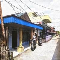 1 bidang tanah dengan total luas 128 m<sup>2</sup> berikut bangunan di Kota Banjarmasin