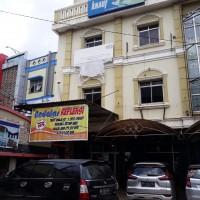 BRI A Rivai : 1 bidang tanah dengan total luas 166 m2 berikut bangunan sesuai SHM No. 8842/Sukarami, di Kota Palembang