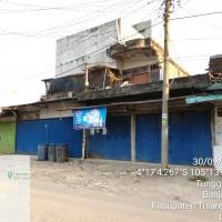 BRI Tlgw 1a: 1 bidang tanah dengan total luas 143 m2 SHM No.1950 berikut bangunan di Kabupaten Tulangbawang