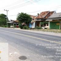 BRI Tlgw 1d: 1 bidang tanah dengan total luas 600 m2 SHM No. 785 berikut bangunan di Kabupaten Tulangbawang