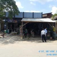 BRI Tlgw 2a: 1 bidang tanah dengan total luas 360 m2 SHM No.1449 berikut bangunan di Kabupaten Tulangbawang