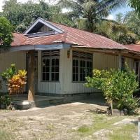 1 bidang tanah&bangunan luas 465 m2,terletak di Ds Sawidago,Pamona Utara,Poso SHM No.658 an.Ferry Busi (BRI POSO)