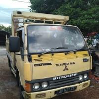Mobil Beban Mitsubishi Light Truck 3298cc di Kabupaten Sukoharjo